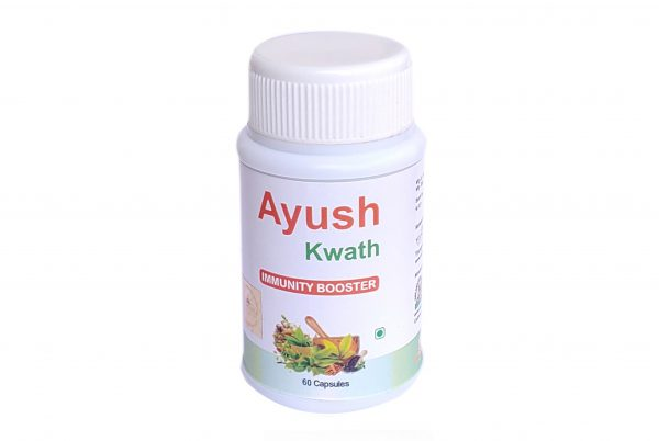 Youngever Ayush Kwath Capsules