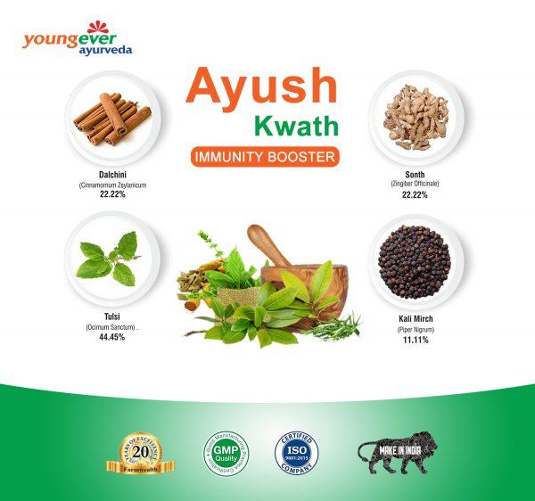 Youngever Ayush Kwath